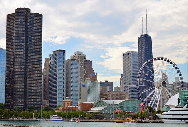 Best Places That Can Visit In Chicago