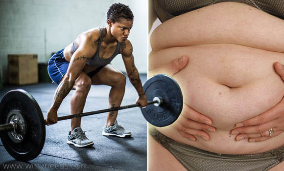 Best barbell exercises to burn fat